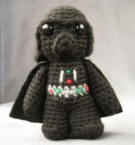 Darth Vader | amigurumi