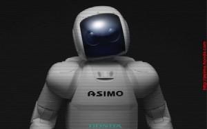 Asimo2 Robot, de HONDA.