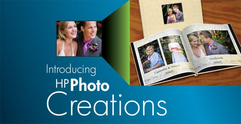 HP Photo Creations: Crear collages e imprímelos
