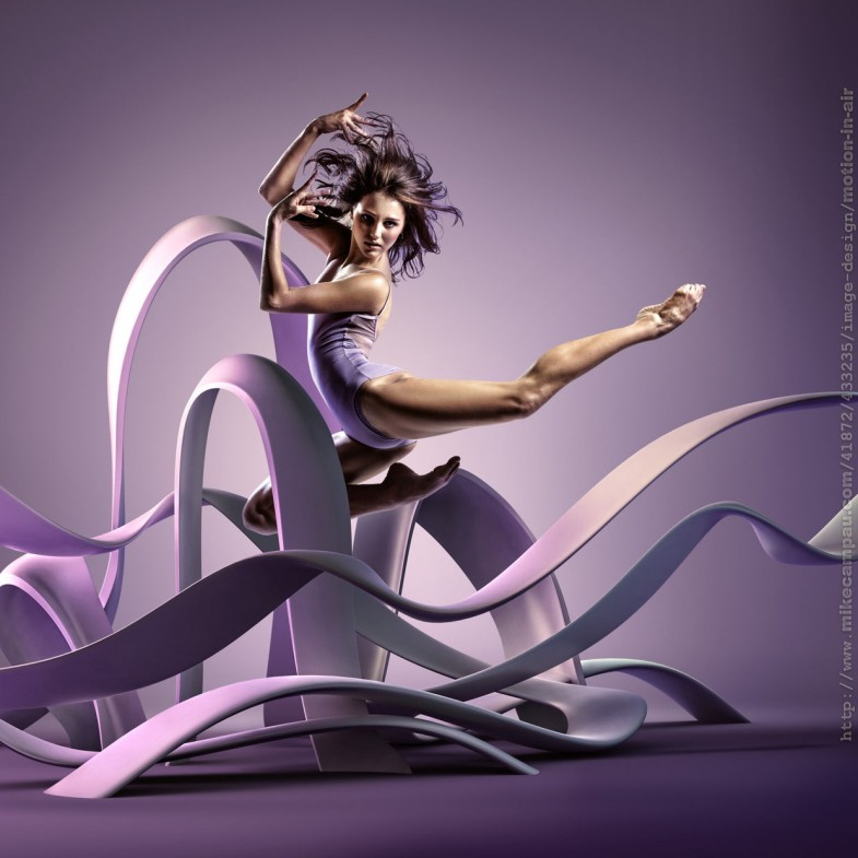 MOTION in Air :: Mike Campau