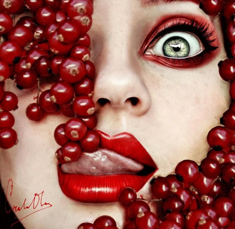 """Grosella """"Tutti Frutti"""", Cristina Otero"""