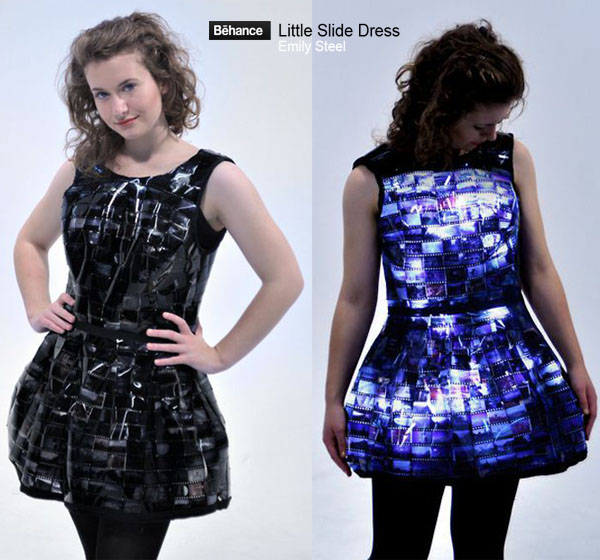 """Little Slide Dress"" Emily Steel"