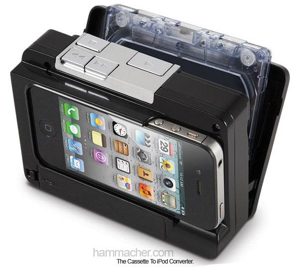 Casette to iPod Converter