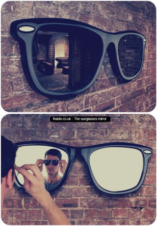 The Sunglasses Mirror