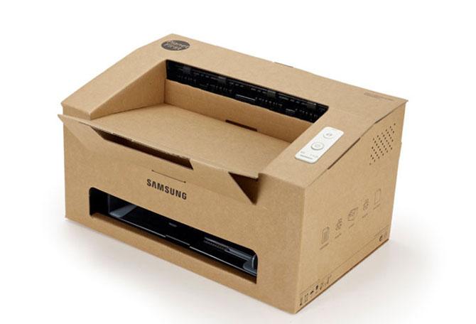 Samsung impresora de carton