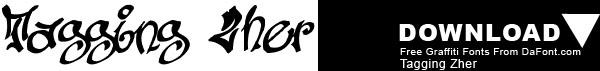 Fuentes tipográficas al estilo GRAFFITI