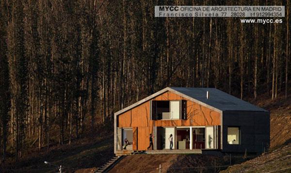 MYCC | Casas prefabricadas