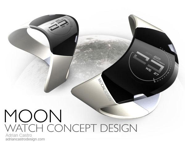 Adrian Castro, propuestas de diseños futuristas