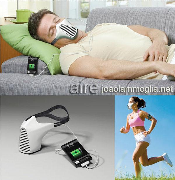 El aire que exhalas puede cargar la batería
