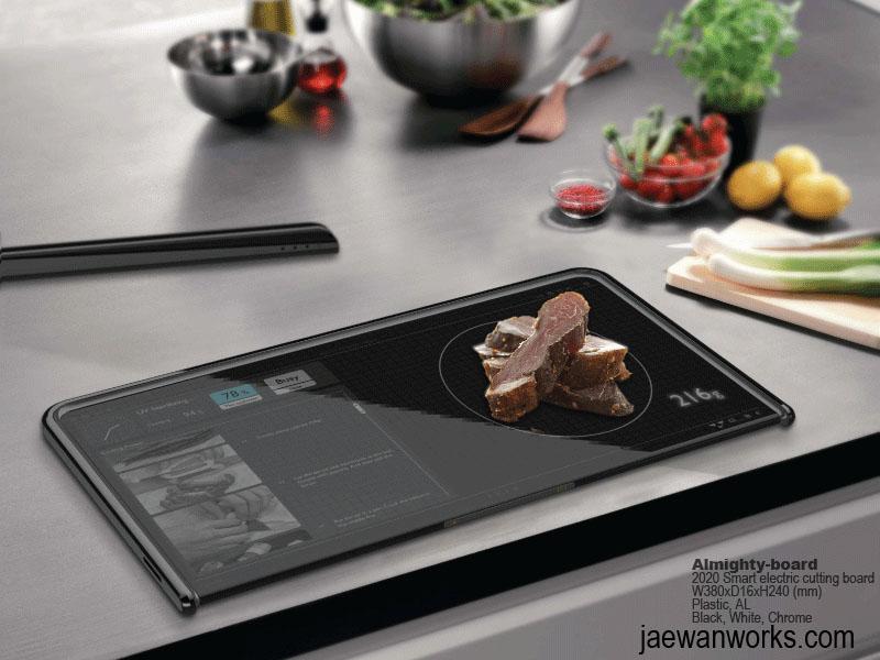 La  alta tecnología invade tu cocina, y me da en la nariz que te va a gustar.