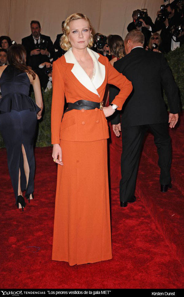 gala del Metropolitan Costume Institute