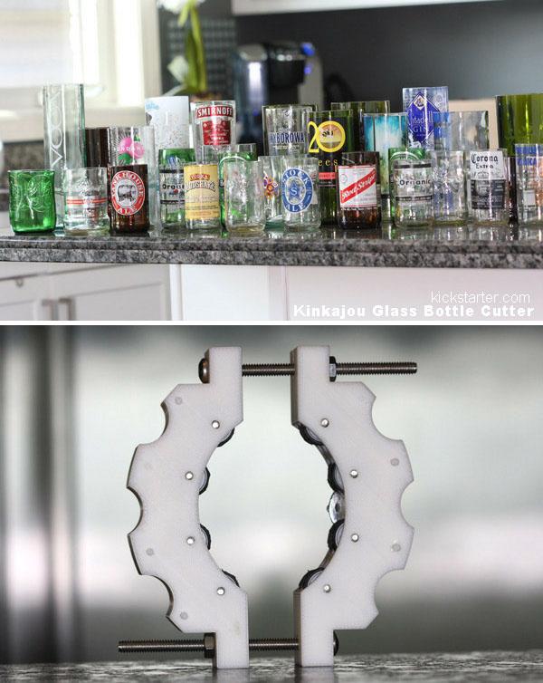 cortador de botellas