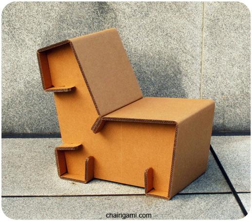 Muebles de cart n tecnoartes net - Muebles de carton ...