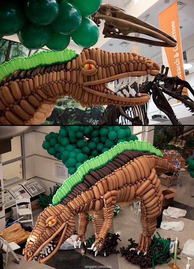 The Acrocanthosaurus