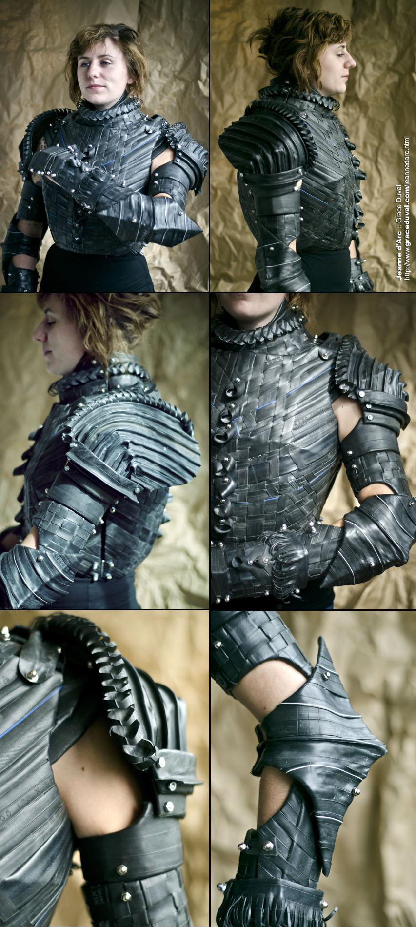 Jeanne d Arc. Armadura de Juana de Arcos