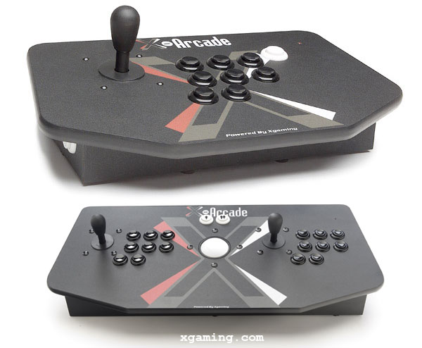 X-Arcade Arcade Joysticks and Game Controllers