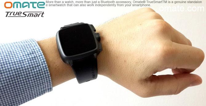 OmateTrueSmart. Reloj Android