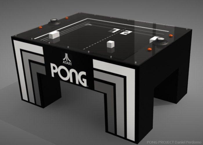 Mesa Pong |