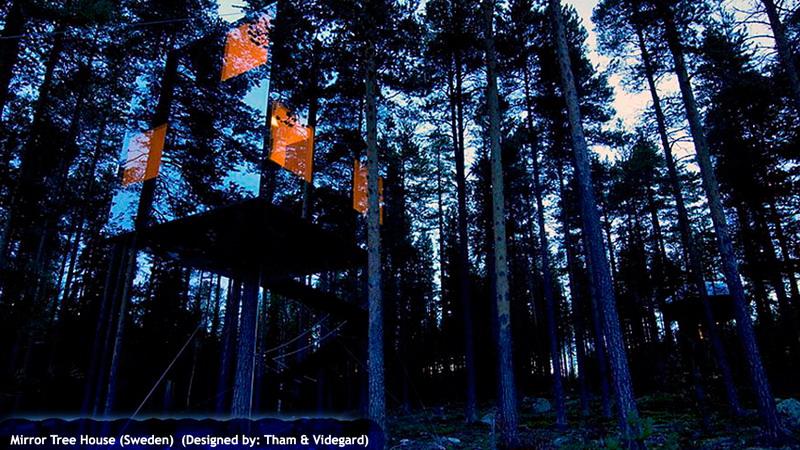 Mirror Tree House (Sweden)