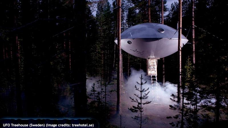 UFO Treehouse (Sweden)