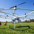 Dron y helicóptero, Volocopter