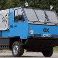 Un camión que puedes montar tú mismo