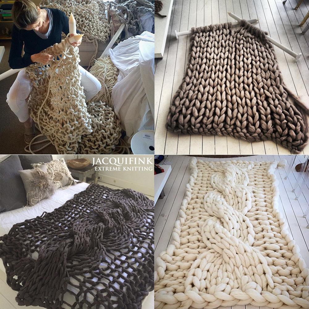 Jacqui Fink Extreme Knitting