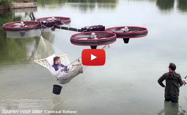 dron gigante