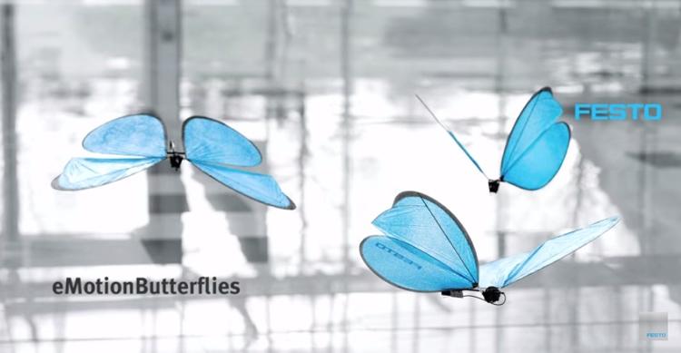 Insectos biónicos
