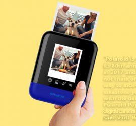 Polaroid Pop hace fotos impresas, digitales y videos HD