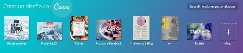 Diseño gráfico online