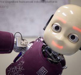 Niño robot