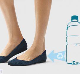 Zapatos de mujer ecológicos