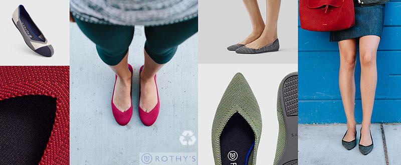 Zapatos de mujer ecofriendly