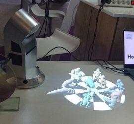 proyectores del futuro