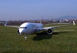 Maqueta de aviones