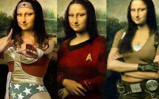 Mona Lisa memes