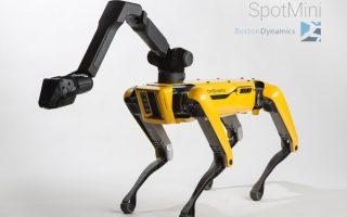 Robot bailarín