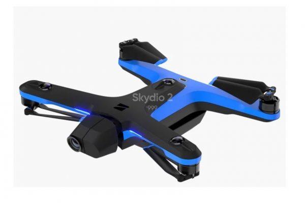 Dron inteligente